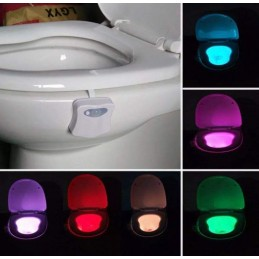 Luce Led Per Water WC 8...