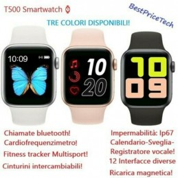 Smartwatch touchscreen HD