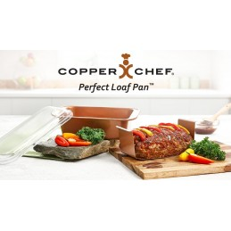 COPPER CHEF PERFECT LOAF...